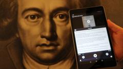 Goethe-App, Goethe digital